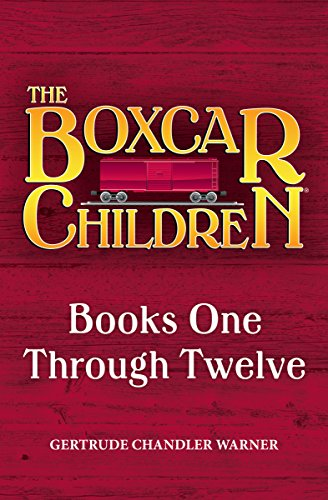 The Boxcar Children Mysteries: Books One Through Twelve by [Warner, Gertrude  Chandler]