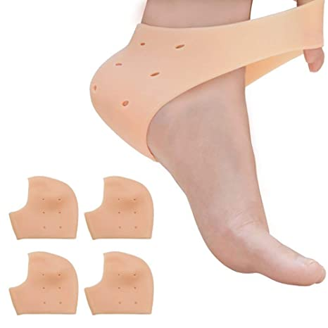 dry cracked feet with cuts