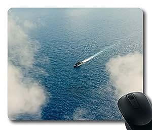 Us Navy Ship Cool Comfortable Gaming Mouse Pad