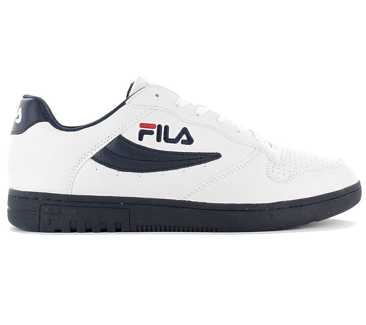 Fila FX-100 Low Herren Schuhe Weiß Männer Sneaker Turnschuhe ...