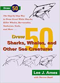 Whale Drawings