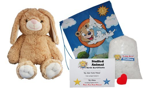 Make Your Own Stuffed Animal