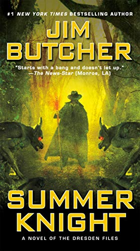 Summer Knight (Dresden Files) ()