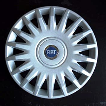 Wheeltrims Set de 4 embellecedores nuevos para Fiat Stilo con Llantas Originales de 15