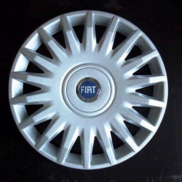 Wheeltrims Set de 4 embellecedores nuevos para Fiat Stilo con Llantas Originales de 15