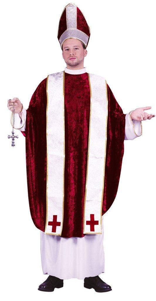 Cardinal Adult Costume Fancy Dress