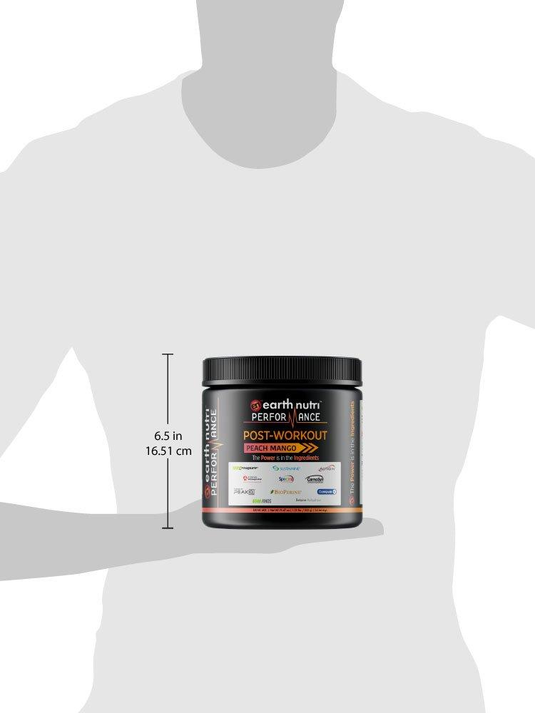 ... L-Alanyl-L-Glutamine, Creatine, Beta Alanine, L-Citrulline, Betaine Anhydrous, Organic PeakO2, Organic Ashwagandha (Peach Mango): Health & Personal Care