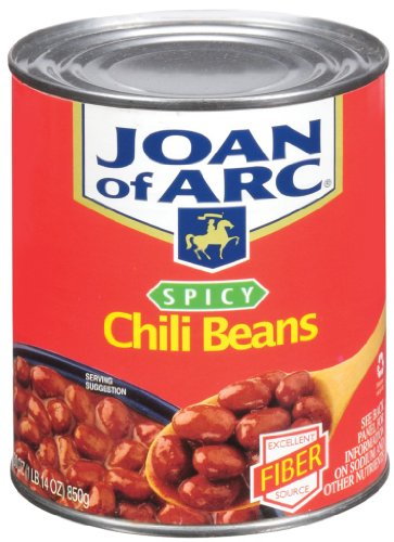 joan of arc spicy chili beans - 2