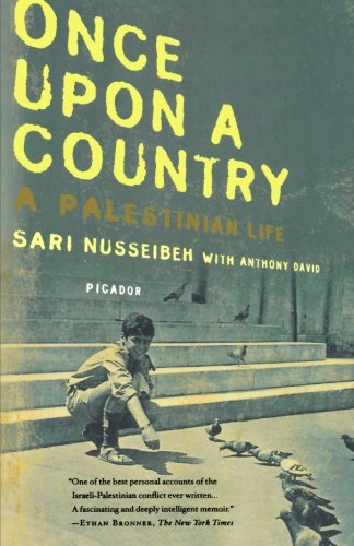 Cover of Once Upon a Country: A Palestinian Life