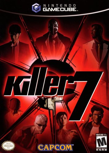 Heaven Smile (Killer7) [DoT] [01] 51VJMJBNMYL