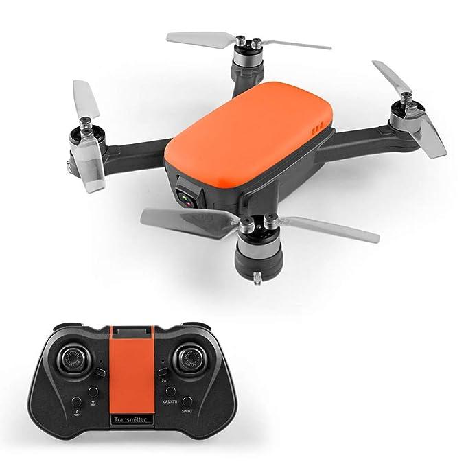 Lukame✯Dron Uav,Nuevo Dron Sin Escobillas Rc con Cámara 5G Wifi ...
