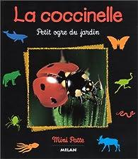 La coccinelle, petit ogre du jardin par Valérie Tracqui