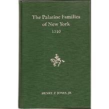 The Palatine Families of New York - 1710 (2 Volume Set)