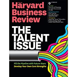 Harvard Business Review, October 2011