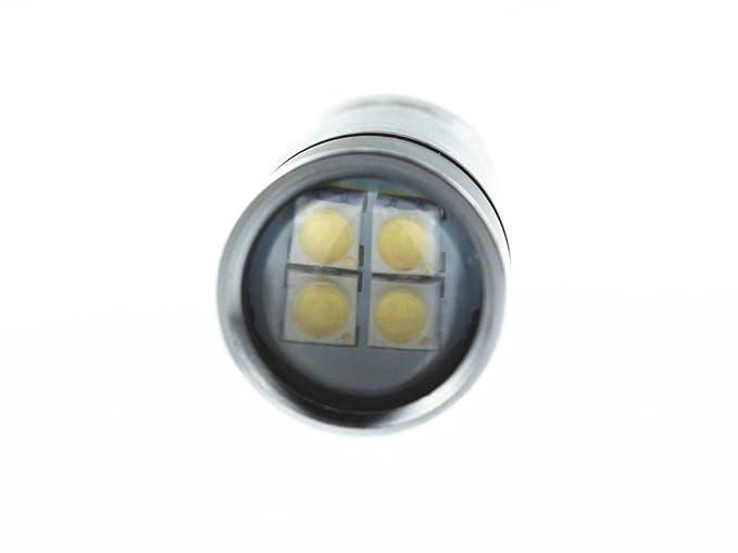 Amazon.com: KaTur 100W H7 20SMD Cree Fog Light Bulb DRL Running Lights Bulb Lampochka Bombillas Ampoule: Automotive