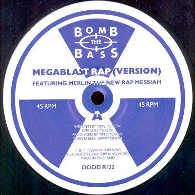 Bomb The Bass / Megablast (Remix)