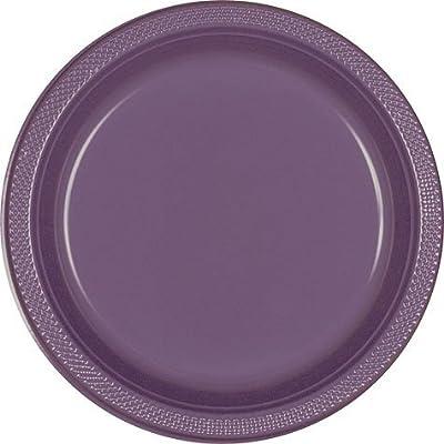 Hydrangea Dinner Plates 20ct: Toys & Games