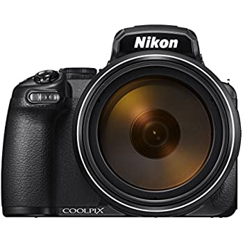 Nikon COOLPIX P1000 16.7 Digital Camera with 3.2