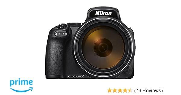 8a271f7e319 Amazon.com   Nikon COOLPIX P1000 16.7 Digital Camera with 3.2