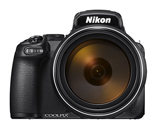 Nikon COOLPIX P1000 16.7 Digital Camera 3.2″ LCD, Black