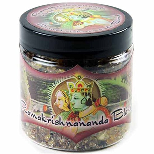 Resin Incense Ramakrishnananda Blend - 2.4oz jar