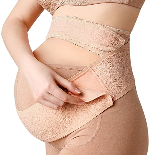 Paz Wean Maternity Belt Belly Band for Pregnancy Band Belly Support Brace Girdle Pregnant Belly Support Band Lower Back Pain Relief by Paz Wean