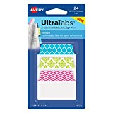 "Avery Multiuse Design Ultra Tabs, 2"" x"