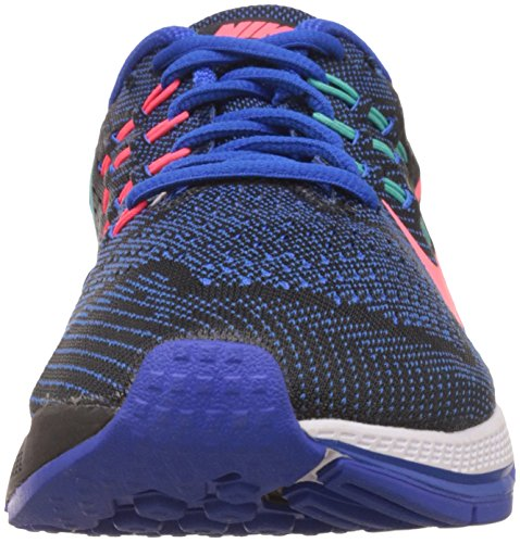 Zoom Trainers Mens Structure NIKE Multicolour 18 Blau Cross Outdoor qdFwUx