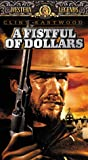A Fistful of Dollars [VHS]