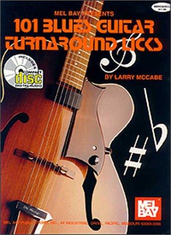 Read Online 101 Blues Guitar Turnaround Licks pdf