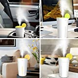 Kofun Aroma Diffuser 200ML Lemon Cup Portable USB
