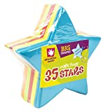 Foam Shapes 35/Pkg, Stars