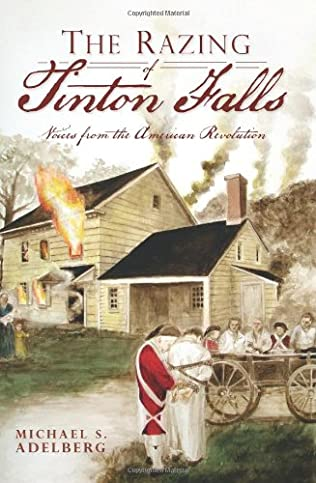 book cover of The Razing of Tinton Falls
