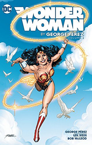 Wonder Woman by George Perez Vol. 2 for $<!--$12.95-->
