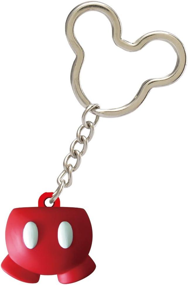 Disney Icon Ball Mickey's Pants Key Ring,Multi-colored,3