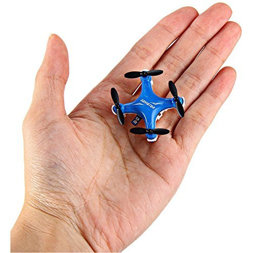 Pocket Mini drone with Headless Mode Remote Control Toys Similar Nano Quadcopter looks nice for being a gift