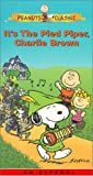 It's the Pied Piper, Charlie Brown [VHS]