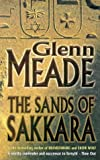 The Sands of Sakkara by Glenn Meade front cover