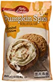 Betty Crocker, Pumpkin Spice Cookie Mix, 17.5oz Pouch (Pack of 4)