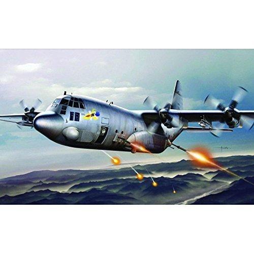Italeri 1/72 AC-130H Spectre おもちゃ [並行輸入品] B00RAL2NDY