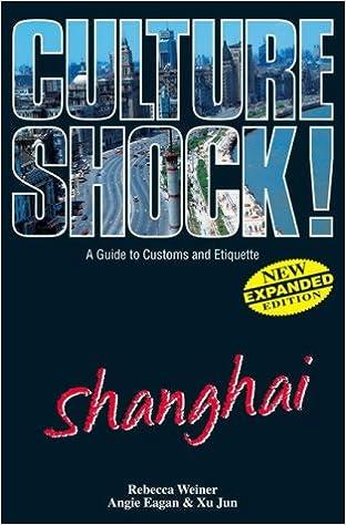Culture Shock Shanghai