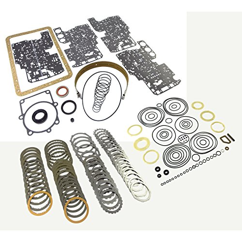 Transmission Aw4 - Precision Gear 19001.03 Automatic Transmission Rebuild Kit