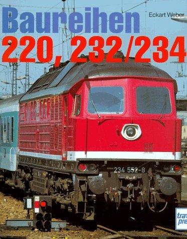 Baureihen 220 232 234
