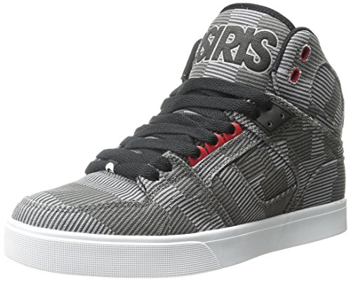 Osiris - Zapatillas de skateboarding para hombre Multicolor Stripes Multicolor - Stripes