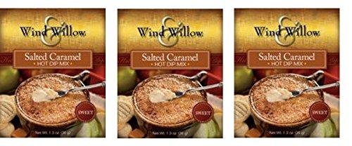 Caramel Apple Dip Cream Cheese - Salted Caramel Hot Dip Mix (Pack