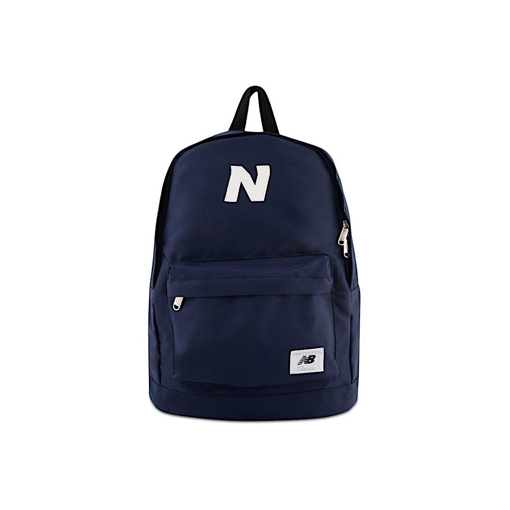 c18579242d2 NEW BALANCE Mellow Backpack - Navy: Amazon.co.uk: Luggage