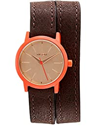 Nixon Women's A4031655 Kenzi Wrap Watch