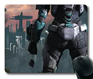 Halo Reach Mouse pad, Customized Rectangle Mousepad by ruishername