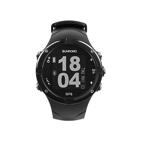 Sroomcla Reloj Deportivo de triatlón con Ritmo cardíaco GPS FR930, Reloj GPS para Hombres,