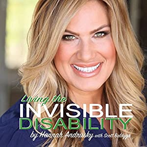 Living the Invisible Disability Audiobook